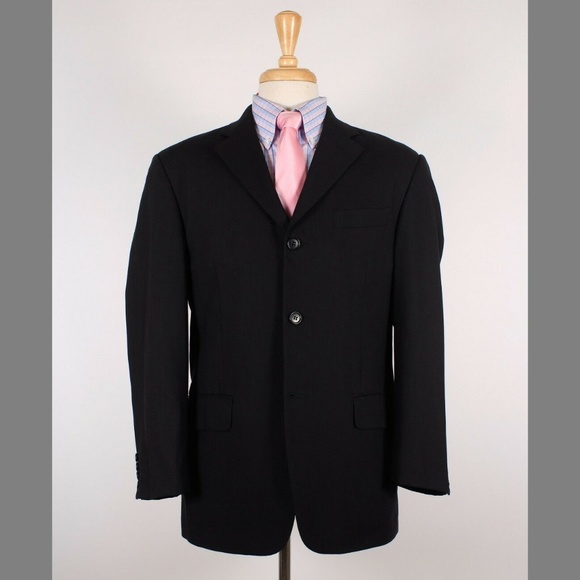 Missoni Other - Missoni 40S Black Three Button Sport Coat Y714